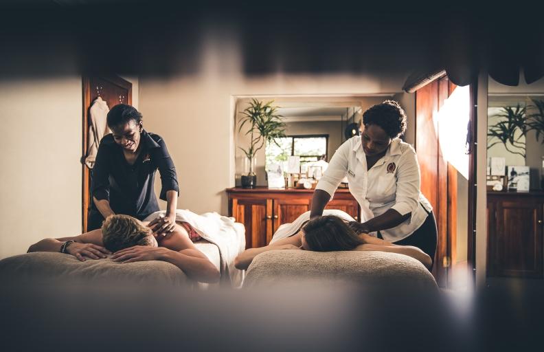Gwahumbe spa experience
