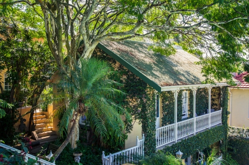 Goble Palms Guesthouse
