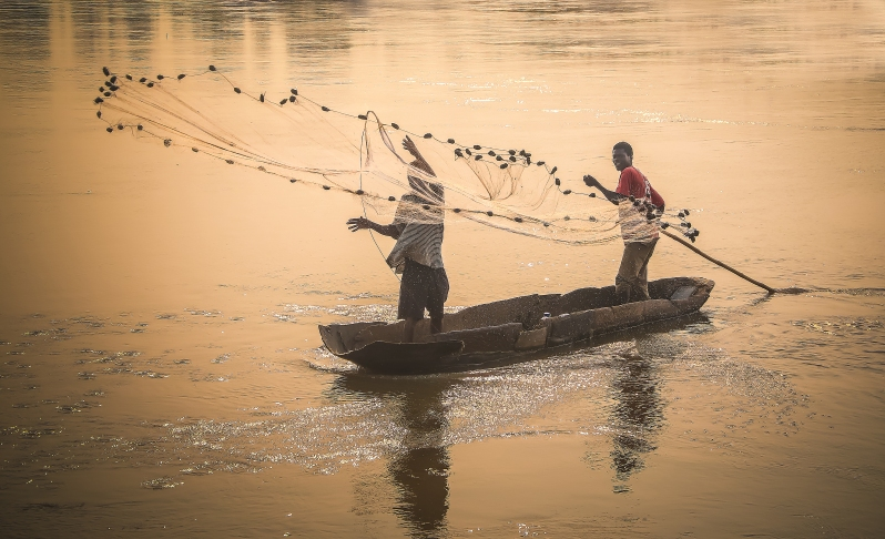 Shire River Fishermen