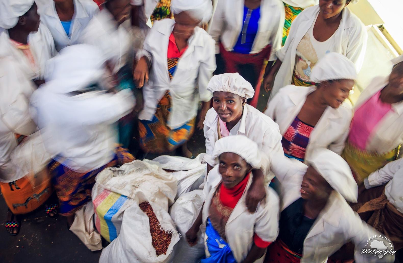 4 Women workers Maureen Nyasulu(2)
