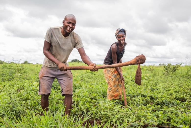 Smallscale farmers