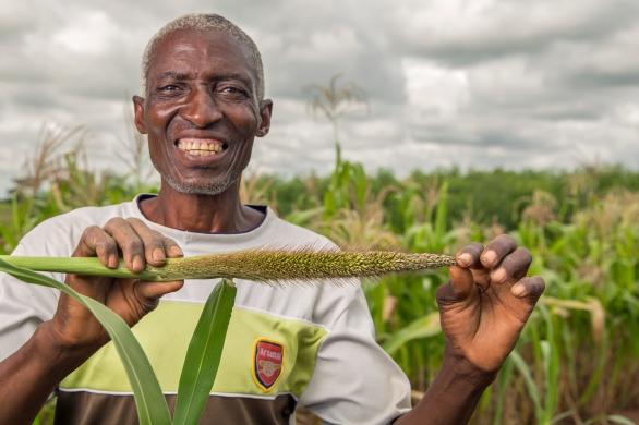 AgDevCo smallholder farmer in Zambia