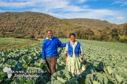 Harry Gwala Agri Mentorship program for smallholder farmers