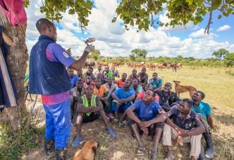 Silverlands training Smallholder farmers (6)