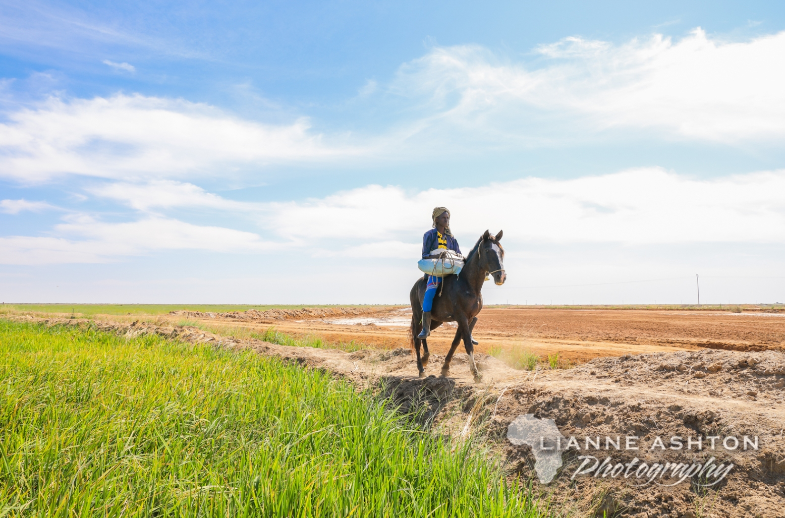 Fulani horseman