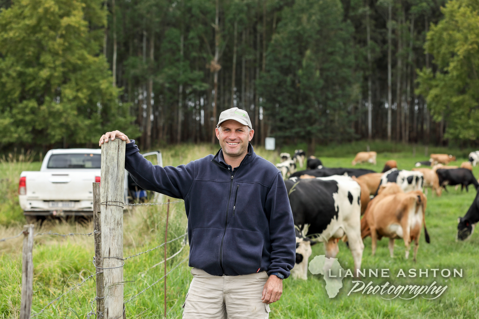 Dairy farmer