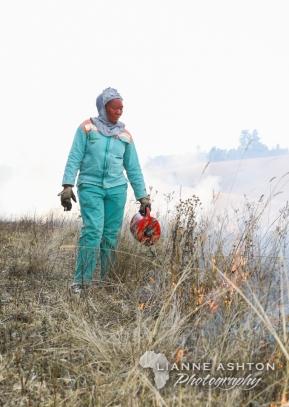 Women fire fighers (4)