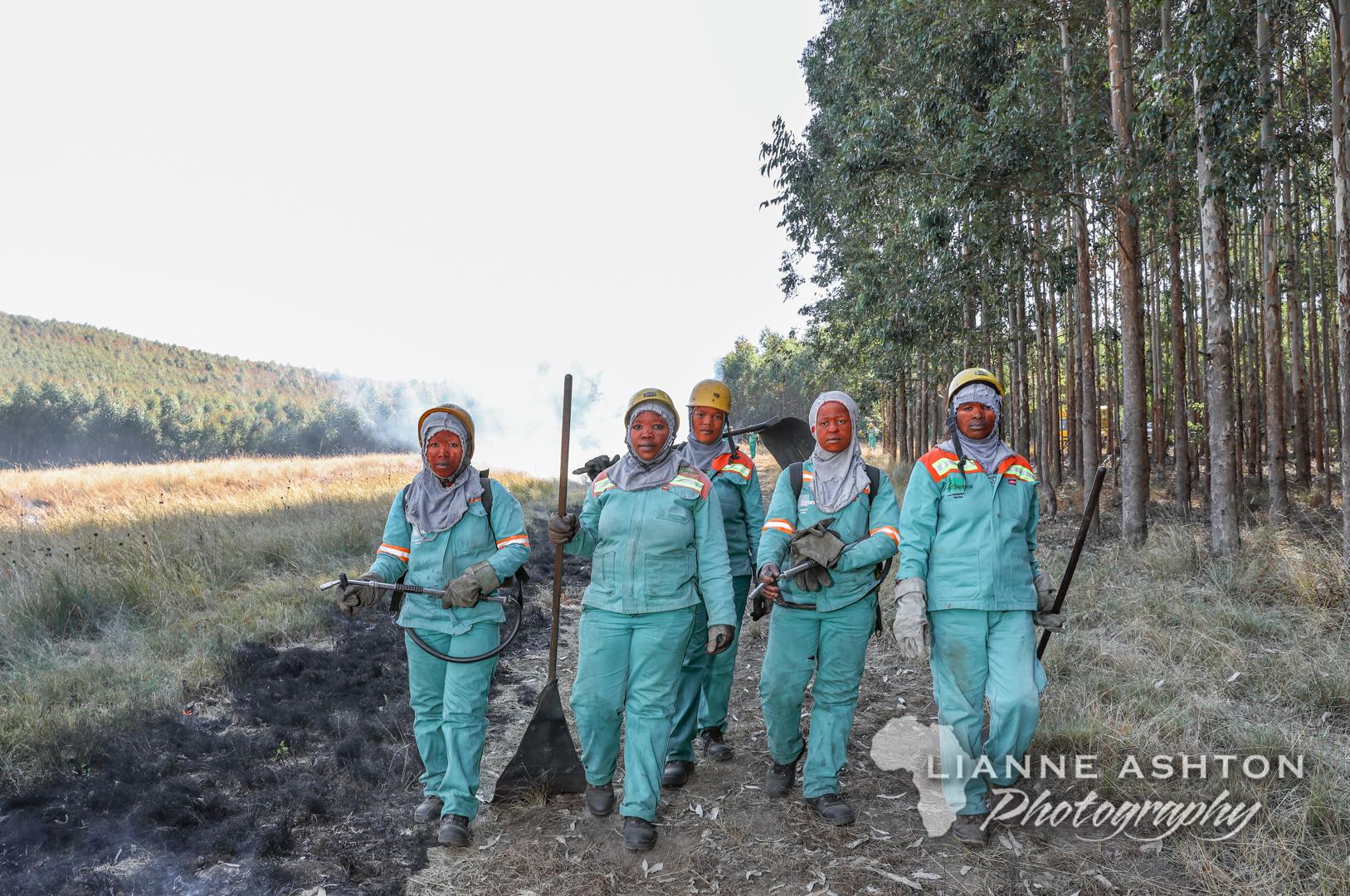 Women firefighters (2)