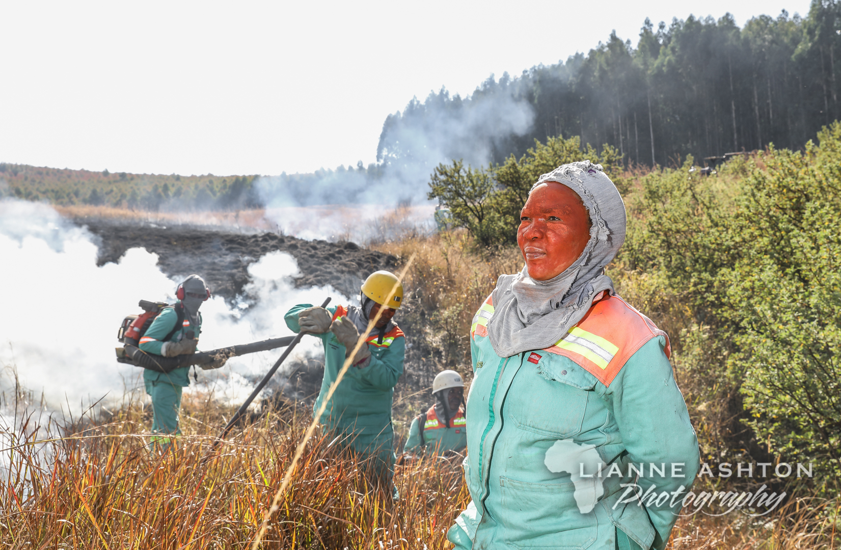Women firefighters (7)